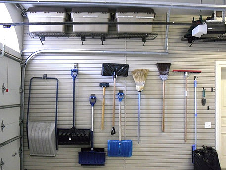 Variety of wall storage systems for any tools